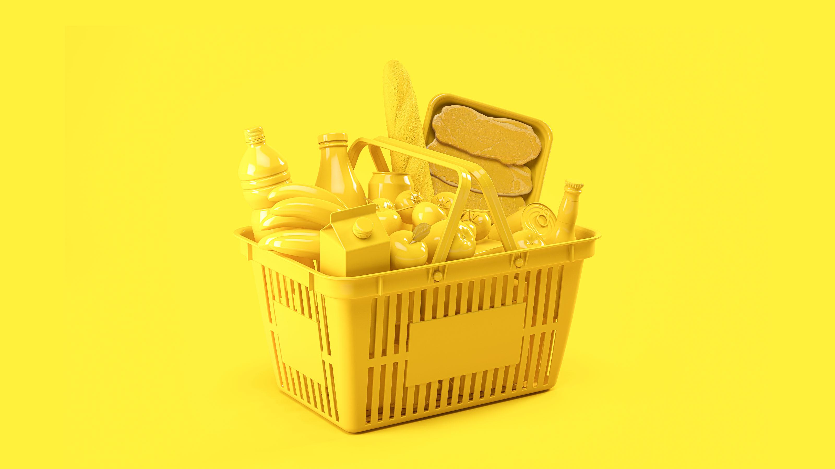 雲講堂-【英語色彩實驗室】哪些東西是黃色的?