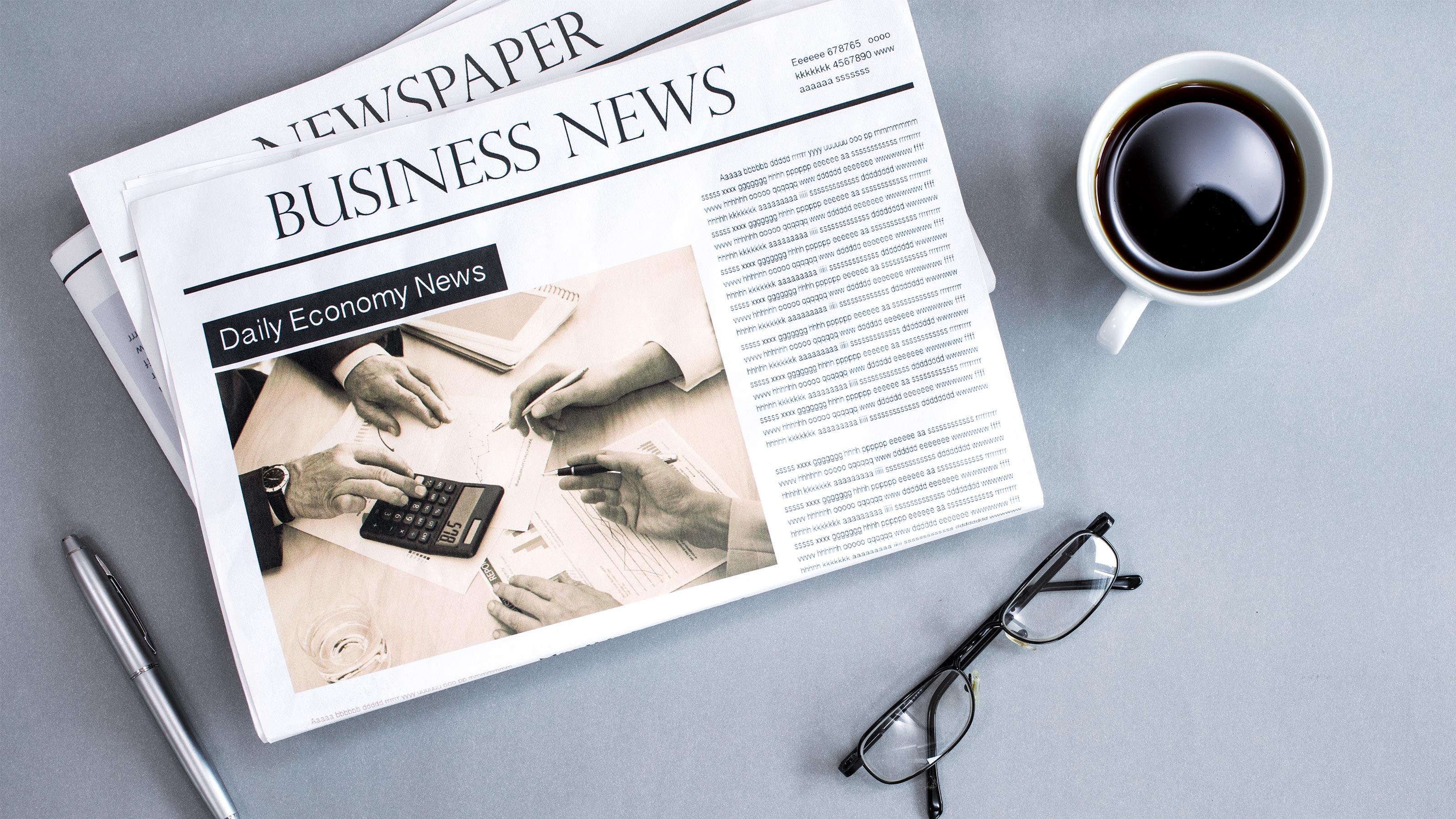 雲講堂-【商業英語新聞】Business News You Can Use:Limited Edition