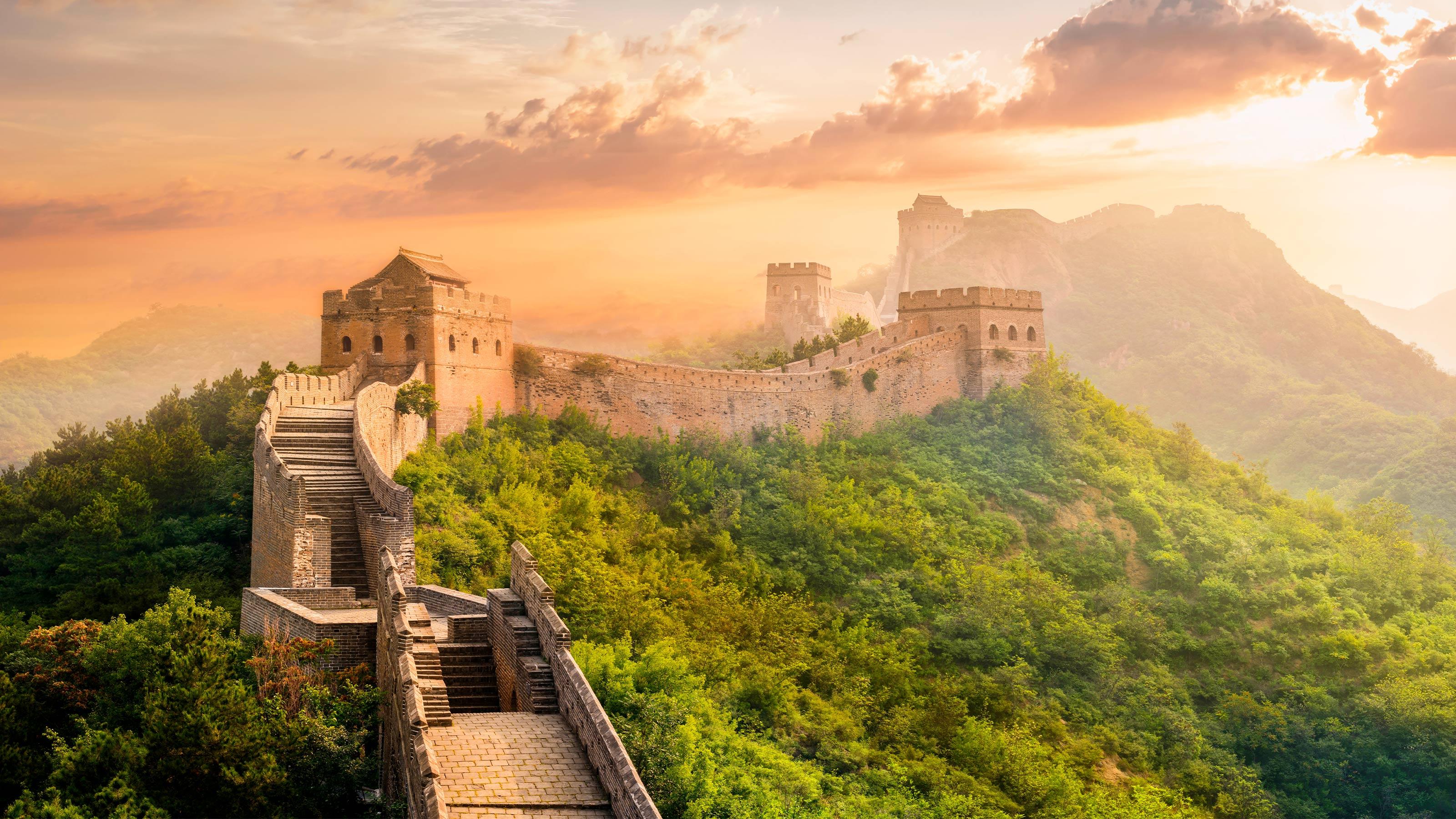 雲講堂-【探索世界各國文化】中國萬里長城
