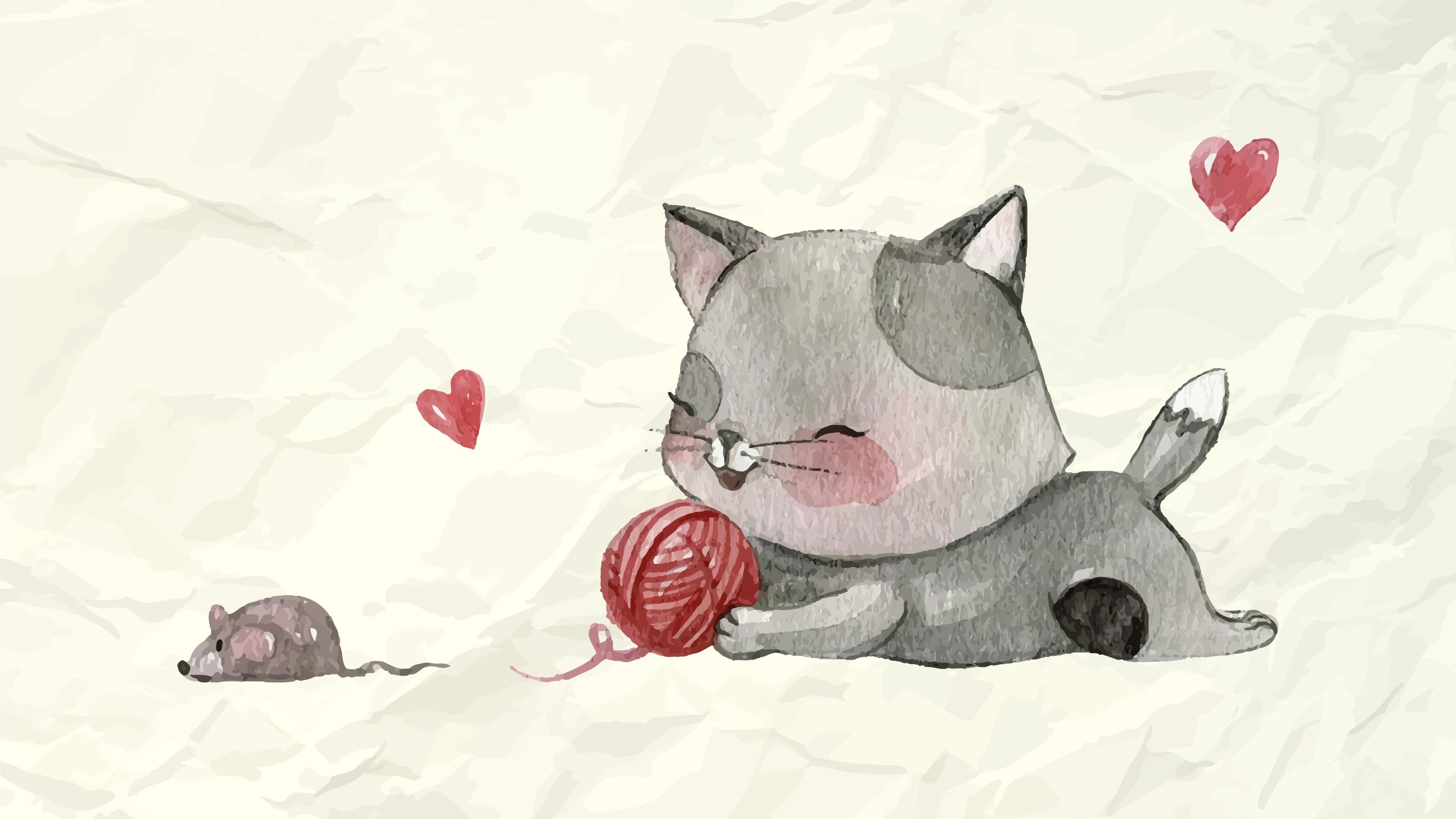 雲講堂-【英語繪本說故事】飢餓的貓咪