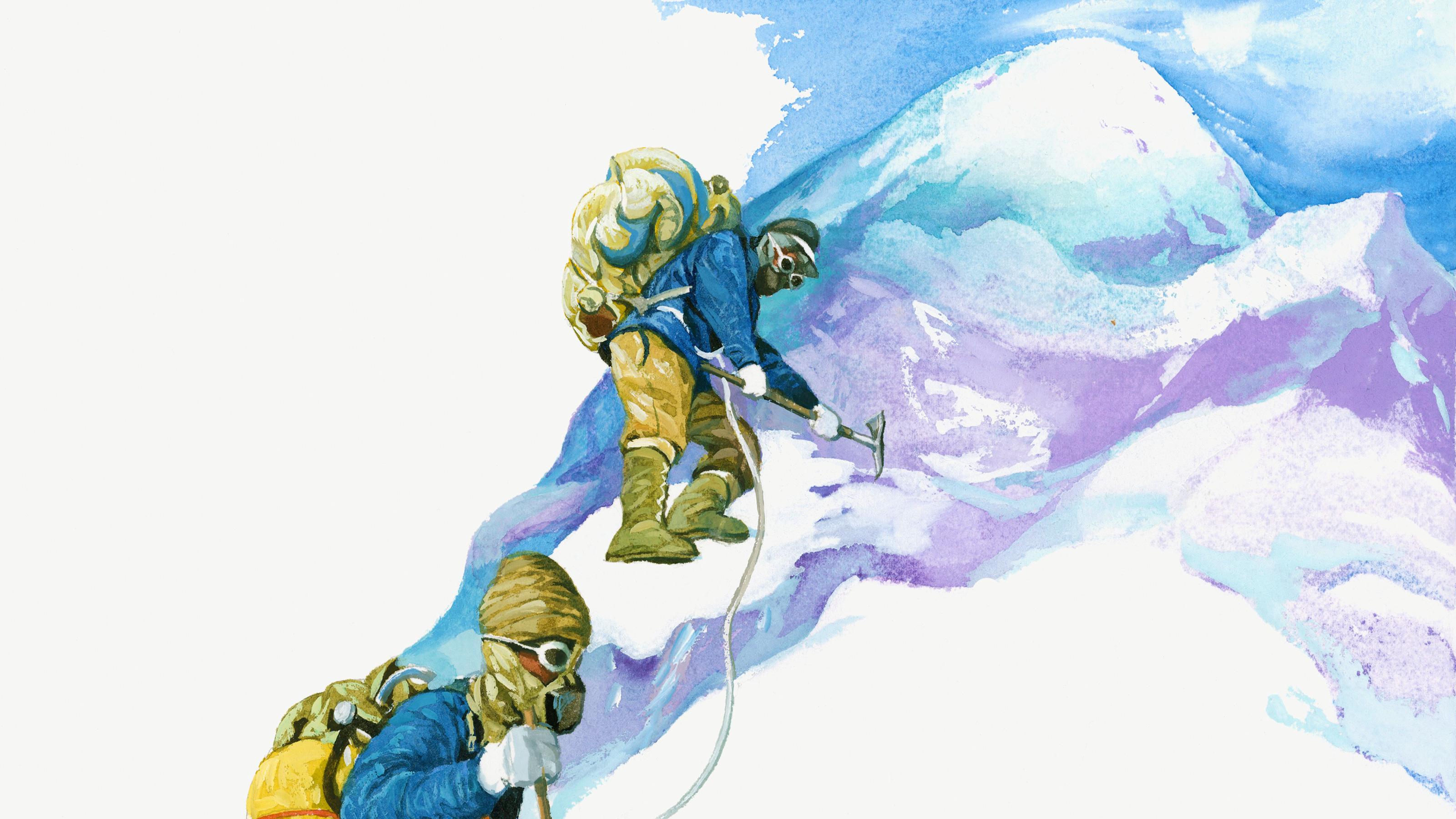 雲講堂-【英語歷史名人堂】登山探險家─艾德蒙·希拉里